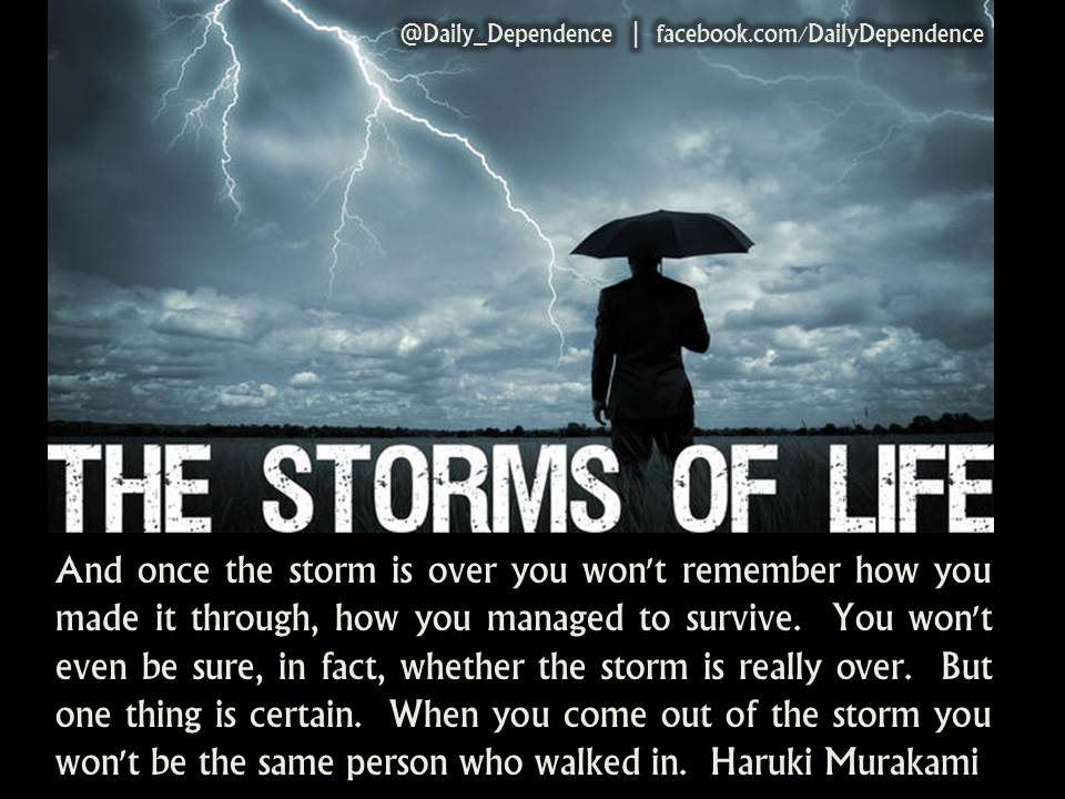 storms tend to trigger